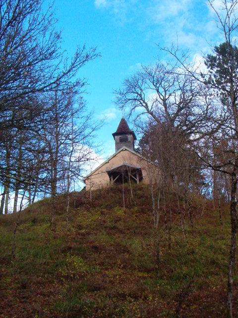 La chapelle de Sainte Belline