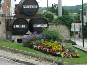 Landreville village fleuri