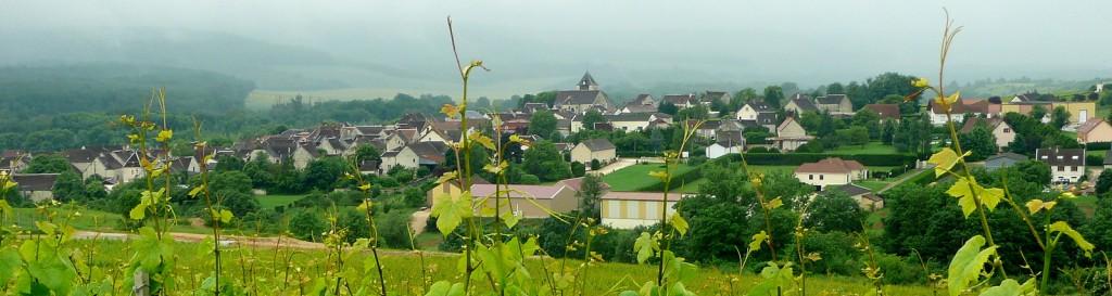 Vue de Landreville